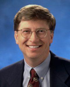 Родился Билл Гейтс