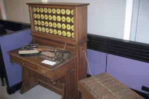 Изобретена первая электрическая вычислительная машина