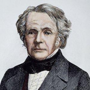 Родился Август Фердинанд Мёбиус