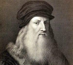 Родился Леонардо да Винчи